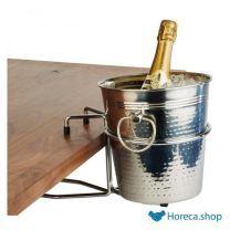 Tafelhouder t.b.v. wijnkoeler