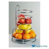 """Etagère """"fruits buffet"""", Ø27,5 x h32 cm"""