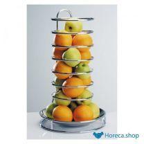 """Etagère """"fruits buffet"""", Ø32 x h53 cm"""