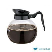 Koffiekan van glas 1
