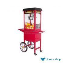 Popcornmachine incl. wielen