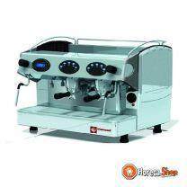 Geheel koffiemachine bestaande uit: