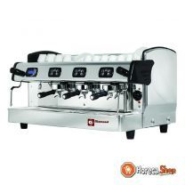 Koffiemachine 3gr. automat.(+ display)