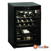 Koelvitrine voor wijn, 100 liter