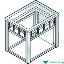 Neutrale dienbladenlowerator 530x380 mm