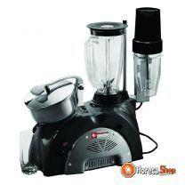 Combi fruitpers mixer 1 5 liter en milk-shaker