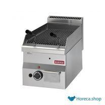 Lavasteen grill
