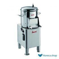 Aardappelschrapmachine ppj 10sc - 230 v. haccp