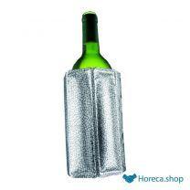 Wijnkoeler rapid ice zilver