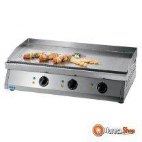Electrische grillplaat model fry top 760
