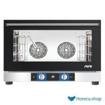 Convection oven with humidification model pf8004