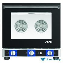 Convection oven with humidif. and grill pf5004p