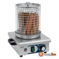 Hot dog koker / warmer model hw 1