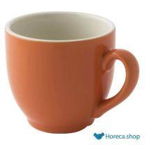Tasse 14 couleurs orange café