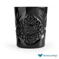 Hobstar borrelglas 6 cl zwart 928372 (set van 24)
