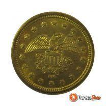 Token voor muntmechanisme   per 100 stuks