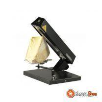Raclette apparaat kwart ronde kaas