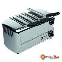 "El.toaster 4 tangen silver"""""""""