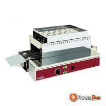 Elektrogurt toaster l.210 mm (h.75)