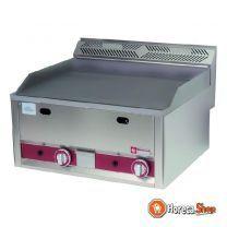 Plaque de cuisson à gaz double plate -top-