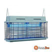 Elektrische insectenverdelger uv-a lampen (1x 15 w)