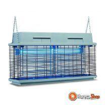 Elektrische insectenverdelger uv-a lampen (1x 20 w)