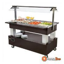 Buffet/salade-bar (cap.4xgn1/1)
