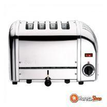 Toaster 4 stück dualit