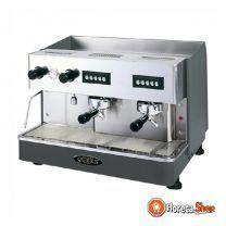 Espresso-apparaat (2-groeps)