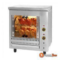 Poulet grill t16e électrique