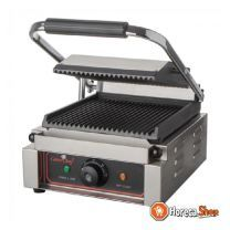 Contactgrill solo-compact (gegroefd/gegroefd)