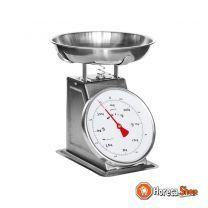 Weegschaal 004kg/2gr
