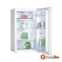 Combi-koelkast wit | koelen 80l/vriezen 10l | 480x520x850(h)mm