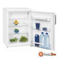 Combi-koelkast wit | koelen 105l/vriezen 14l | 560x580x850(h)mm