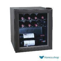 C-serie statische wijnkoeling 11 flessen