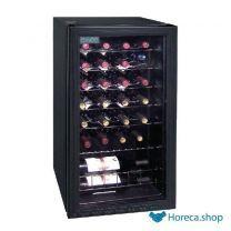 C-serie statische wijnkoeling 28 flessen