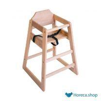 Kinderstoel naturel