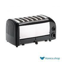 Vario toaster 6 slots schwarz 60145