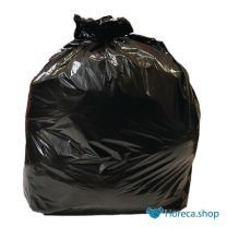 Grote standaard kwaliteit vuilniszakken zwart