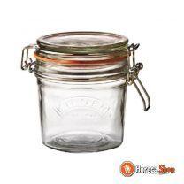 Weckglas mit schaukelverschluss 350ml