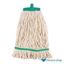 Syr kentucky mop katoen groen