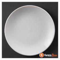 Coupéplatten aus whiteware 15 cm