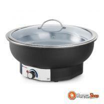 Chafing dish elektrisch tesino