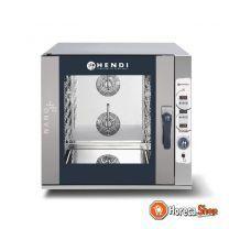 Combi oven nano 7x gn 1/1 - 13,8kw
