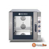 Combi oven nano manueel 7x gn 1/1 - 13,8 kw