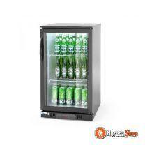 Backbar koelkast met enkele deur - 118l