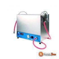 Gelatine dispenser mini   digitaal   85°c   2400w   460x300x400 mm