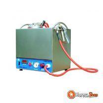 Gelatine dispenser mini + tank 2,5 liter   digitaal   85°c   2200w   470x340x430(h)mm