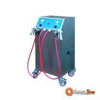 Gelatine dispenser junior two   1 verwarmde slang   530x590x1030(h)mm