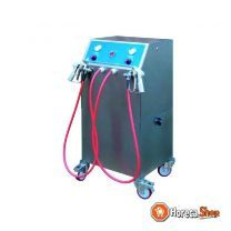 Gelatine dispenser junior two   1 verwarmde slang en 1 gekoelde slang   530x590x1030(h)mm